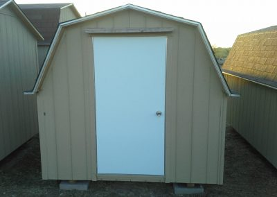 4 Foot Sidewalls With Small Door