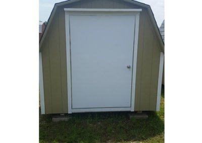 4 Ft Sidewalls With 4 Ft Door